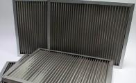 Reinigbare paneelfilters
