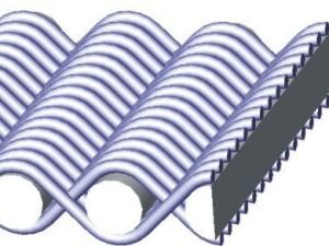 RVS filtermanden_Materialen_High Flow Weave