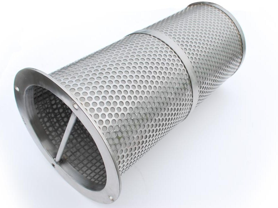 Stainless steel filter baskets fw products