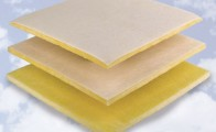 High-temperature glass fibre cloth