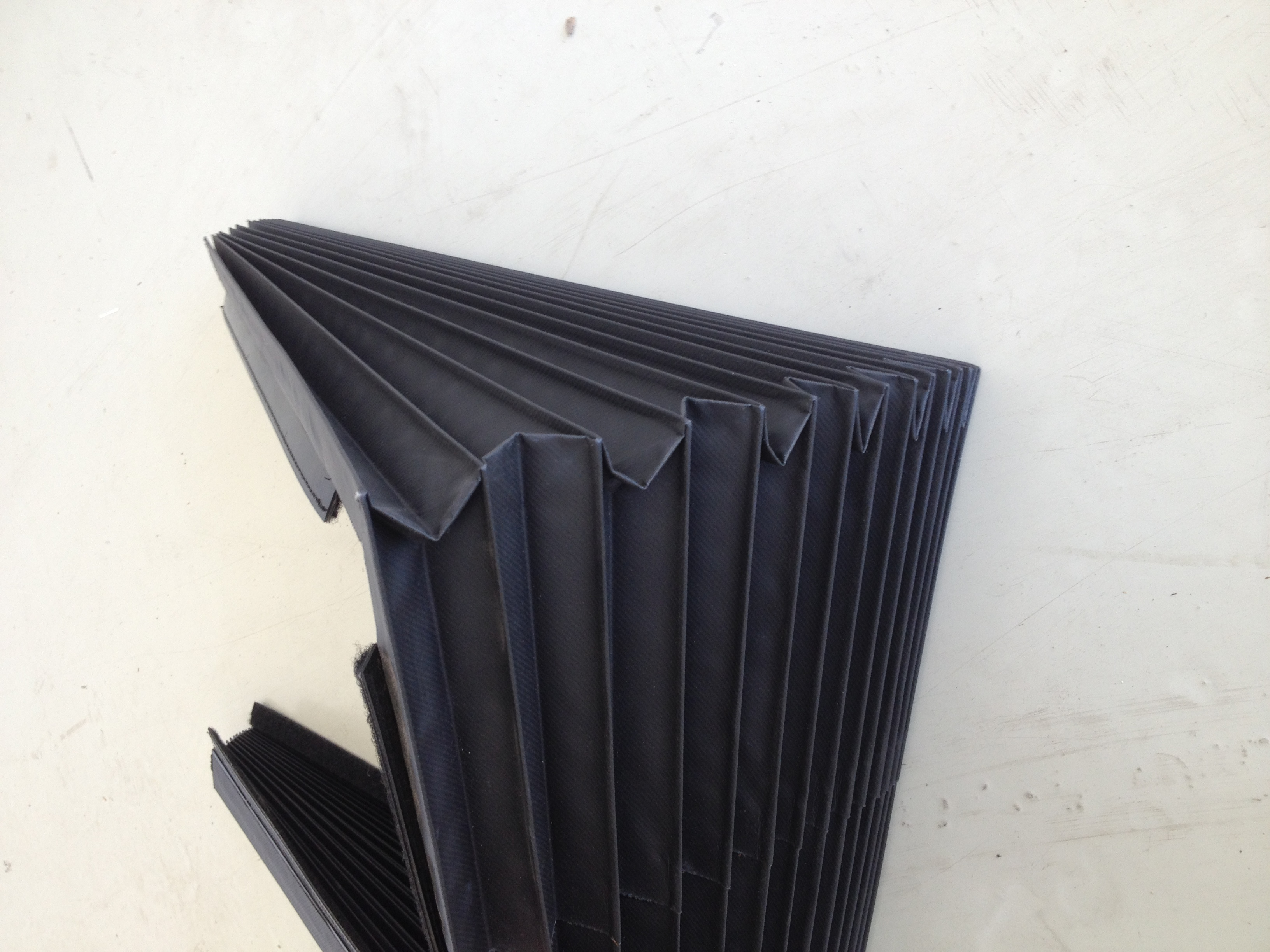 Thermal Welded Bellows Fw Products